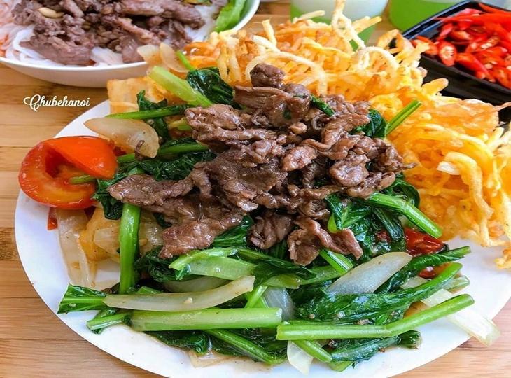 Khám phá thiên đường ẩm thực Hồ Tây, Hà Nội