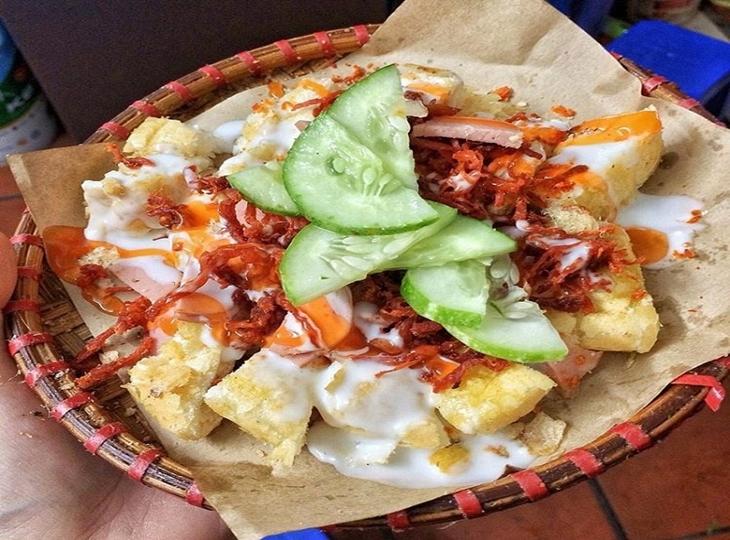 Điểm danh các quán ăn vặt ngon rẻ trên phố Chùa Láng, Hà Nội