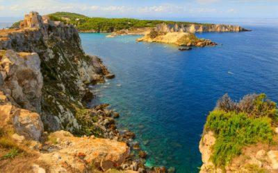 Khám phá những hòn đảo yên bình của Ý